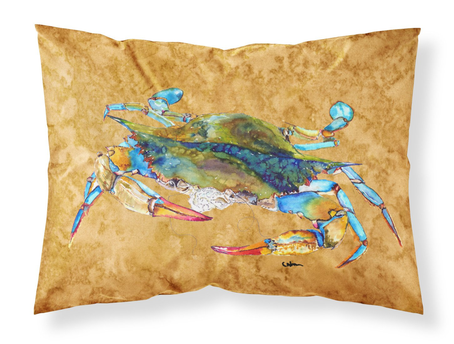 Buy this Crab  Moisture wicking Fabric standard pillowcase