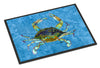 Buy this Blue Crab Indoor or Outdoor Mat 18x27 8656MAT