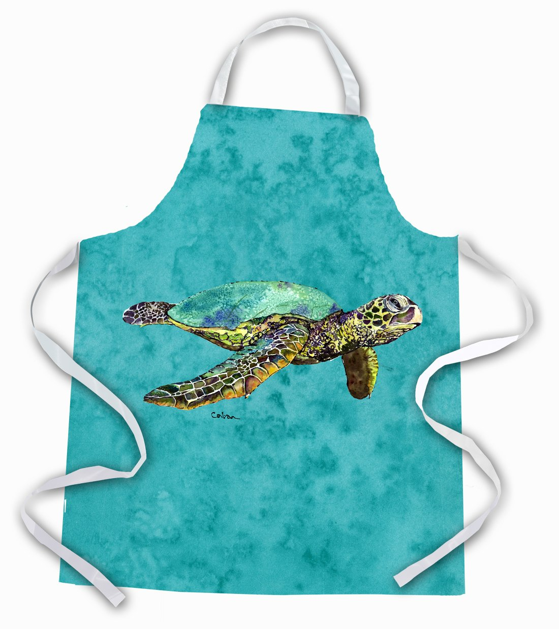 Turtle  Swimming Apron by Caroline's Treasures