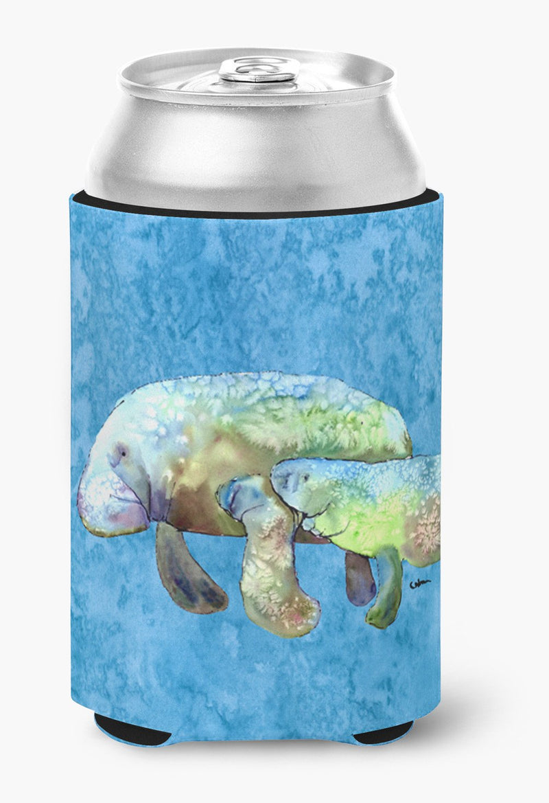 Buy this Manatee Can or Bottle Beverage Insulator Hugger
