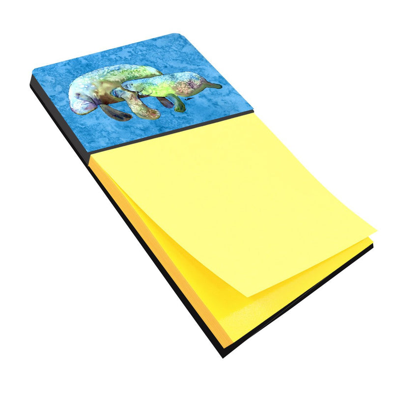 Buy this Manatee Refiillable Sticky Note Holder or Postit Note Dispenser 8660SN