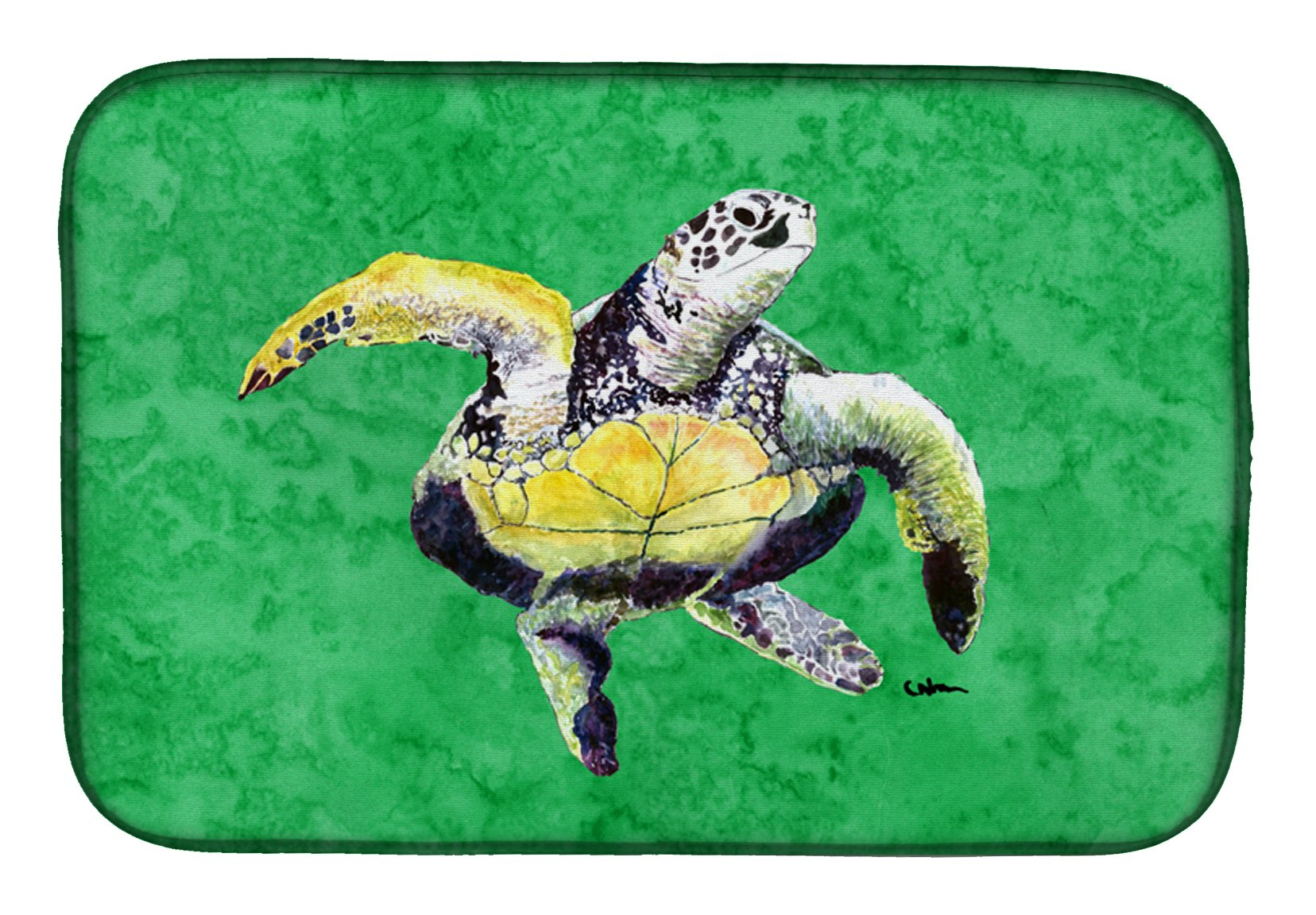 Buy this Turtle Dish Drying Mat 8671DDM