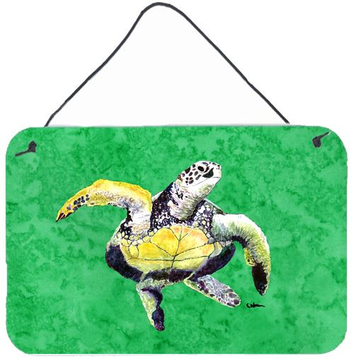 Buy this Turtle  Indoor Aluminium Metal Wall or Door Hanging Prints