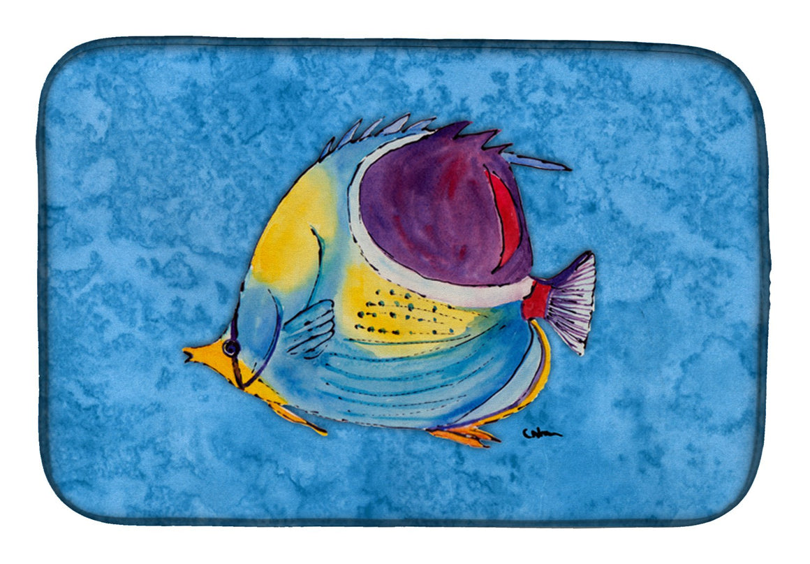 Buy this Tropical Fish Dish Drying Mat 8676DDM