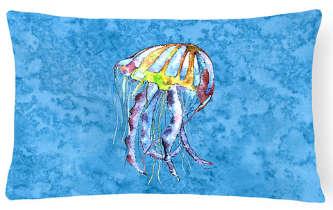 Buy this Jellyfish   Canvas Fabric Decorative Pillow