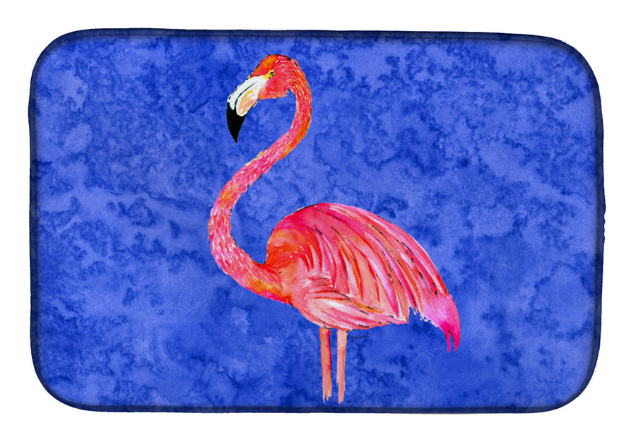 Buy this Flamingo Dish Drying Mat 8685DDM