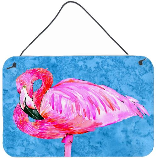 Buy this Flamingo Indoor Aluminium Metal Wall or Door Hanging Prints