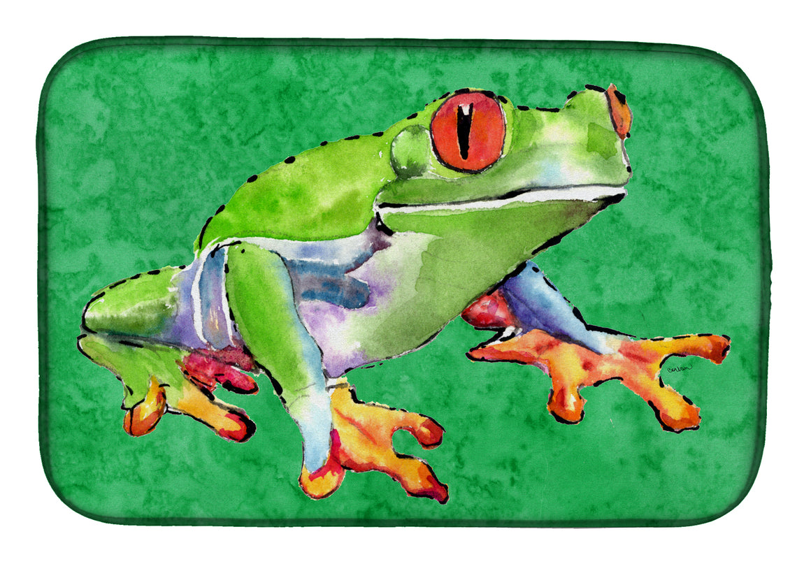 Buy this Frog Dish Drying Mat 8688DDM
