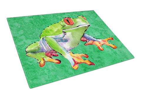 Buy this Frog  Glass Cutting Board Large