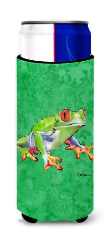 Buy this Green Tree Frog Ultra Beverage Insulators for slim cans 8688MUK
