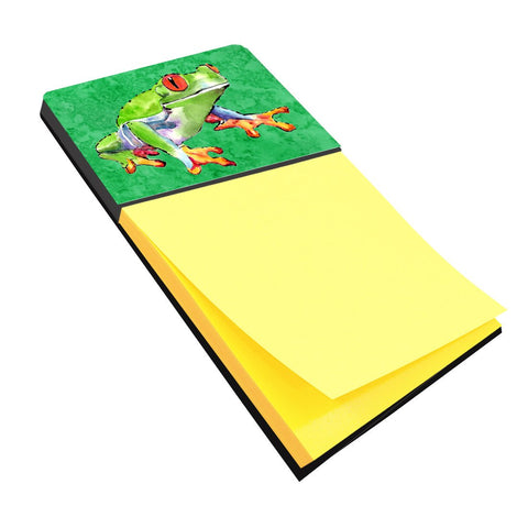 Buy this Frog Refiillable Sticky Note Holder or Postit Note Dispenser 8688SN