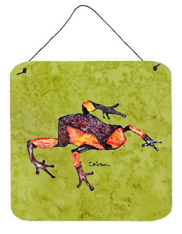 Buy this Frog Aluminium Metal Wall or Door Hanging Prints