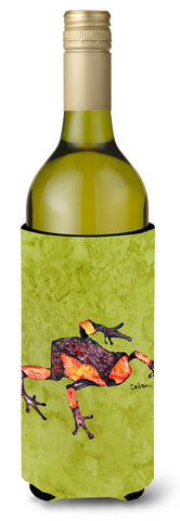 Buy this Frog Wine Bottle Beverage Insulator Beverage Insulator Hugger 8689LITERK