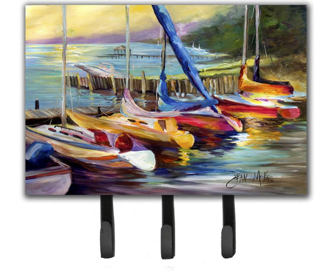 Buy this Sailboats at sunset Leash or Key Holder JMK1036TH68