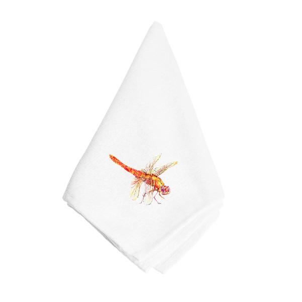Buy this Orange Dragonfly Napkin 8866NAP
