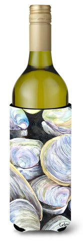 Buy this Clam Quahog Shells Wine Bottle Beverage Insulator Beverage Insulator Hugger