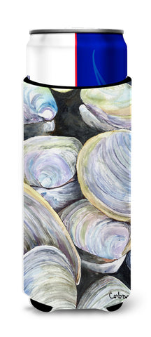Buy this Clam Quahog Shells Ultra Beverage Insulators for slim cans 8714MUK