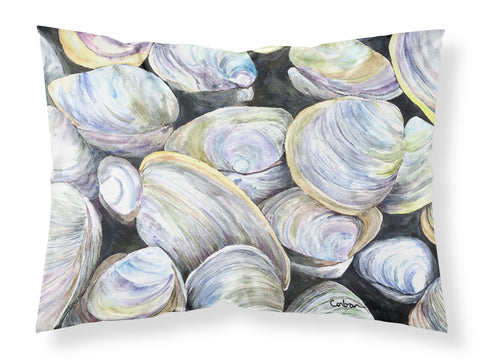 Buy this Clam Quahog  Moisture wicking Fabric standard pillowcase