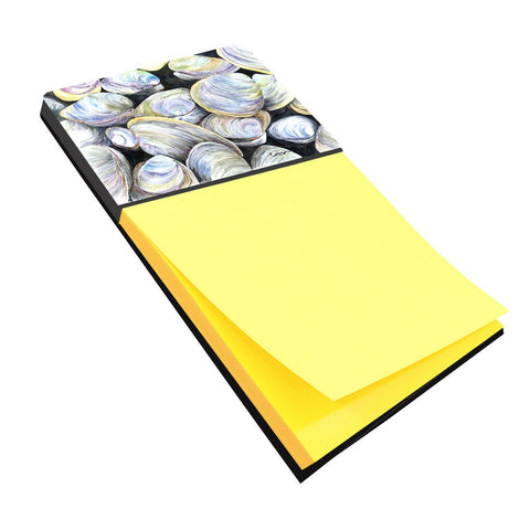 Buy this Clam Quahog Refiillable Sticky Note Holder or Postit Note Dispenser 8714SN
