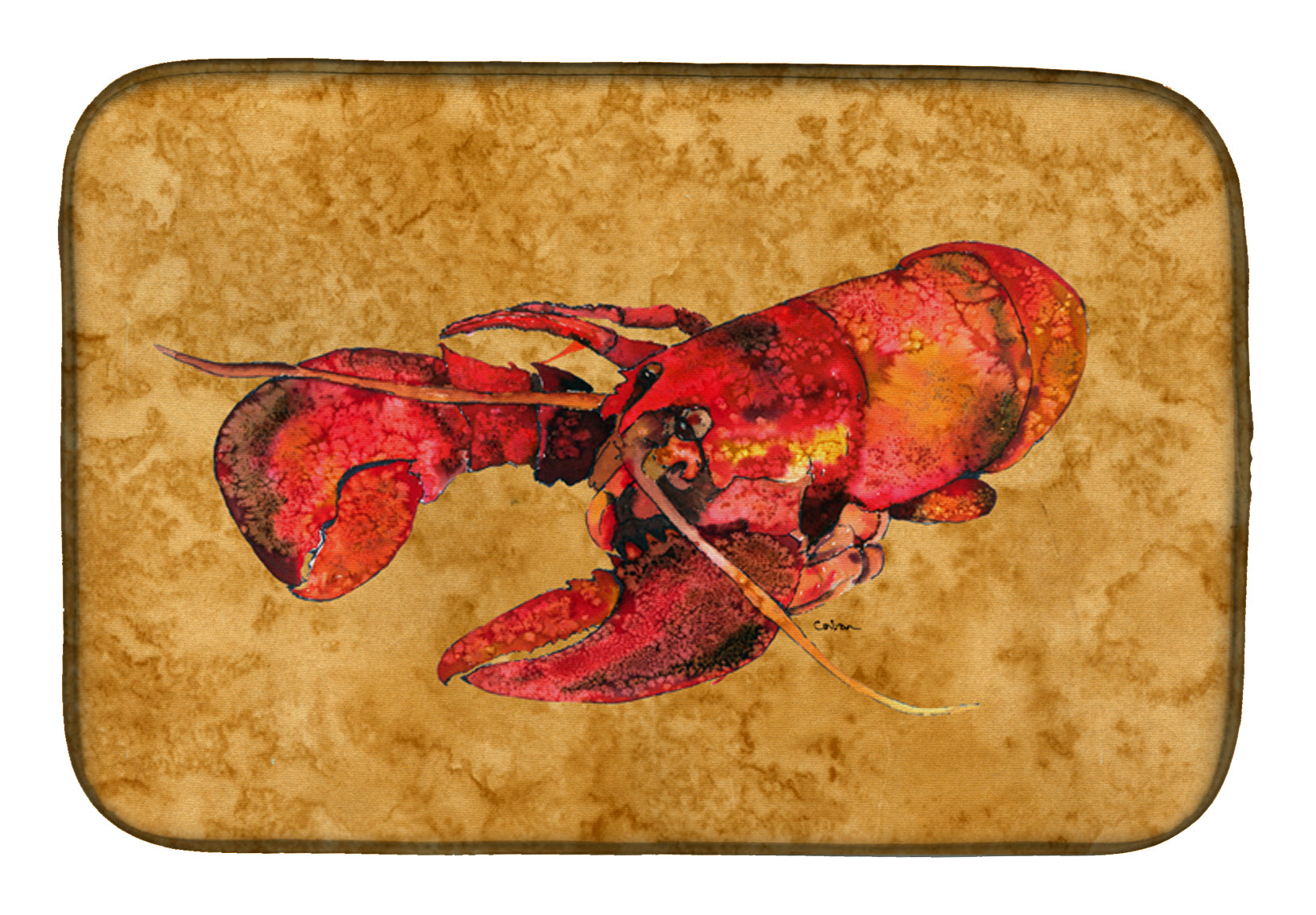 Buy this Lobster Dish Drying Mat 8715DDM