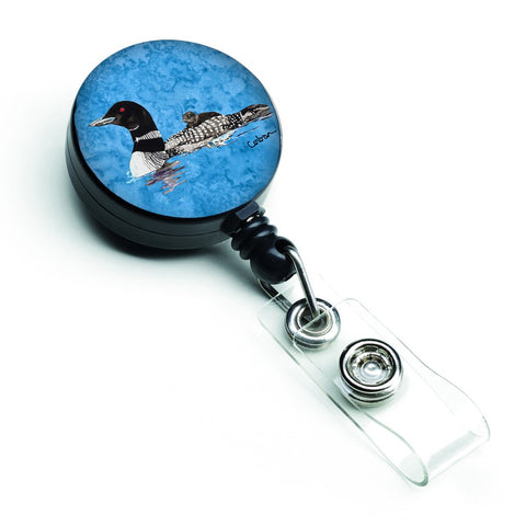 Buy this Momma and Baby Loon Retractable Badge Reel 8718BR
