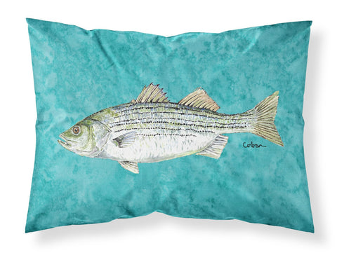 Buy this Fish  Striped Bass Moisture wicking Fabric standard pillowcase