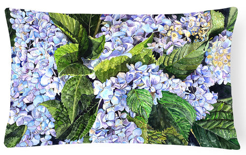 Buy this Hydrangea   Canvas Fabric Decorative Pillow
