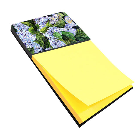 Buy this Hydrangea Refiillable Sticky Note Holder or Postit Note Dispenser 8730SN