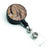 Buy this Deer Horns Retractable Badge Reel 8732BR
