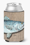 Speckled Trout Can or Bottle Beverage Insulator Hugger by Caroline's Treasures