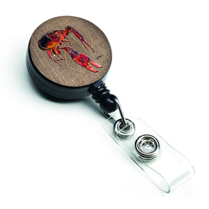 Buy this Crawfish Retractable Badge Reel 8739BR