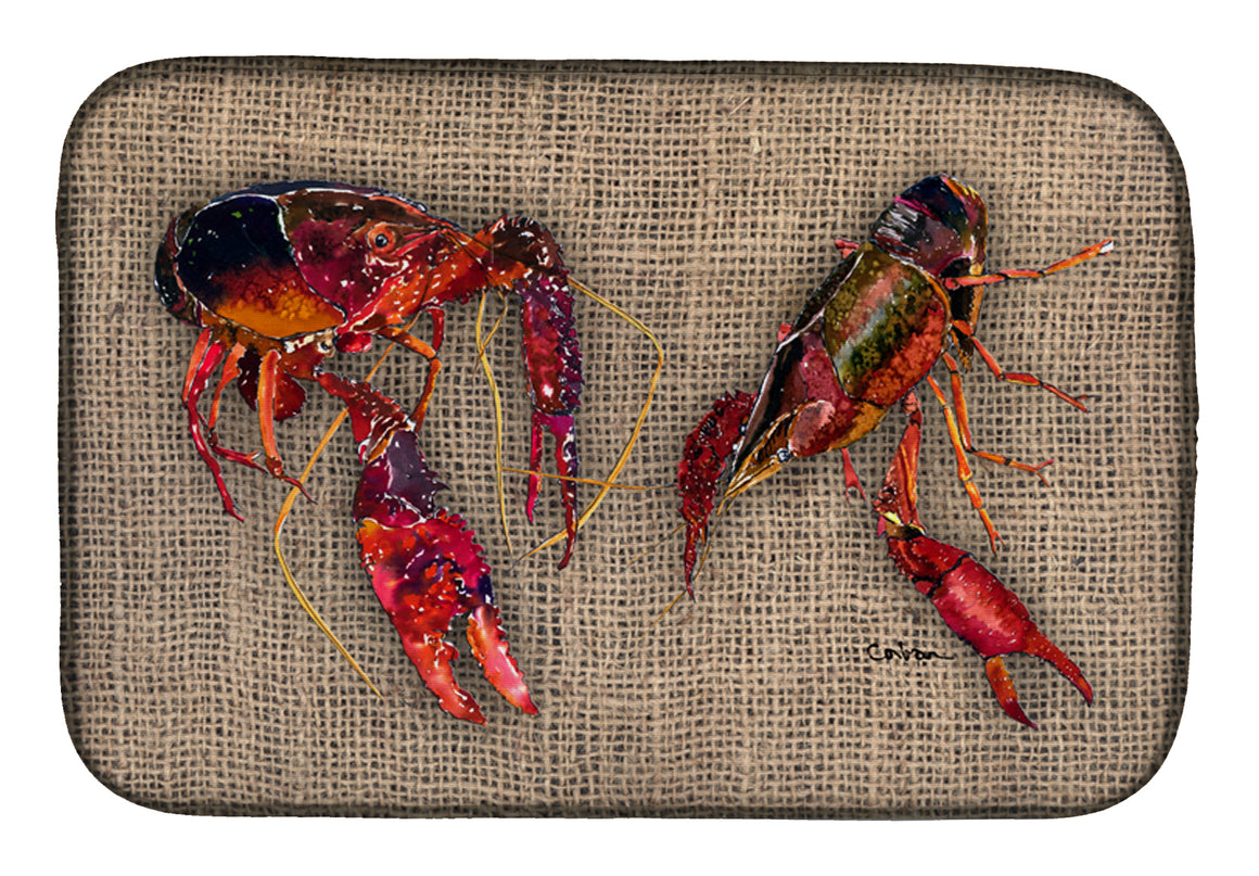 Buy this Crawfish Dish Drying Mat 8739DDM