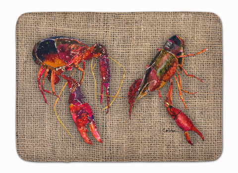Buy this Crawfish Machine Washable Memory Foam Mat 8739RUG