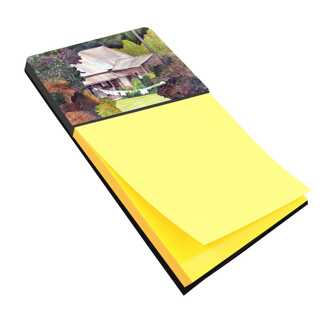 Wash Day Refiillable Sticky Note Holder or Postit Note Dispenser 8741SN by Caroline's Treasures