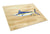 Swordfish on Sandy Beach Glass Cutting Board Large 8754LCB by Caroline's Treasures