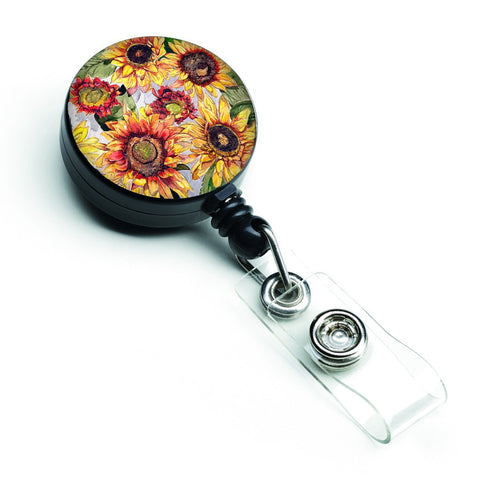 Buy this Sunflowers Retractable Badge Reel 8766BR