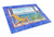 Adirondack Chairs Blue Glass Cutting Board Large - the-store.com