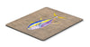 Fish - Tuna Mouse pad, hot pad, or trivet by Caroline's Treasures
