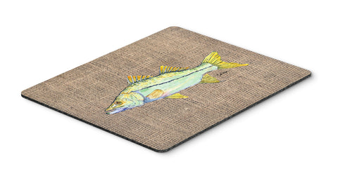 Buy this Fish - Snook Mouse pad, hot pad, or trivet
