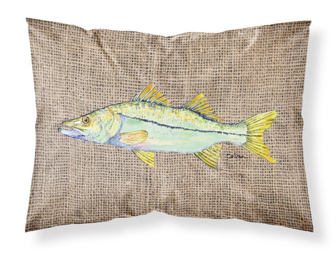 Buy this Fish - Snook Moisture wicking Fabric standard pillowcase