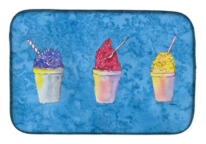 Buy this Snowballs and Snowcones Dish Drying Mat 8780DDM