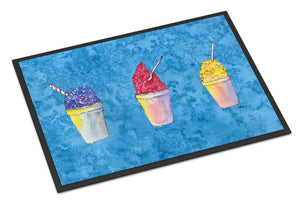 Buy this Snowballs and Snow Cones Indoor or Outdoor Mat 18x27 8780MAT