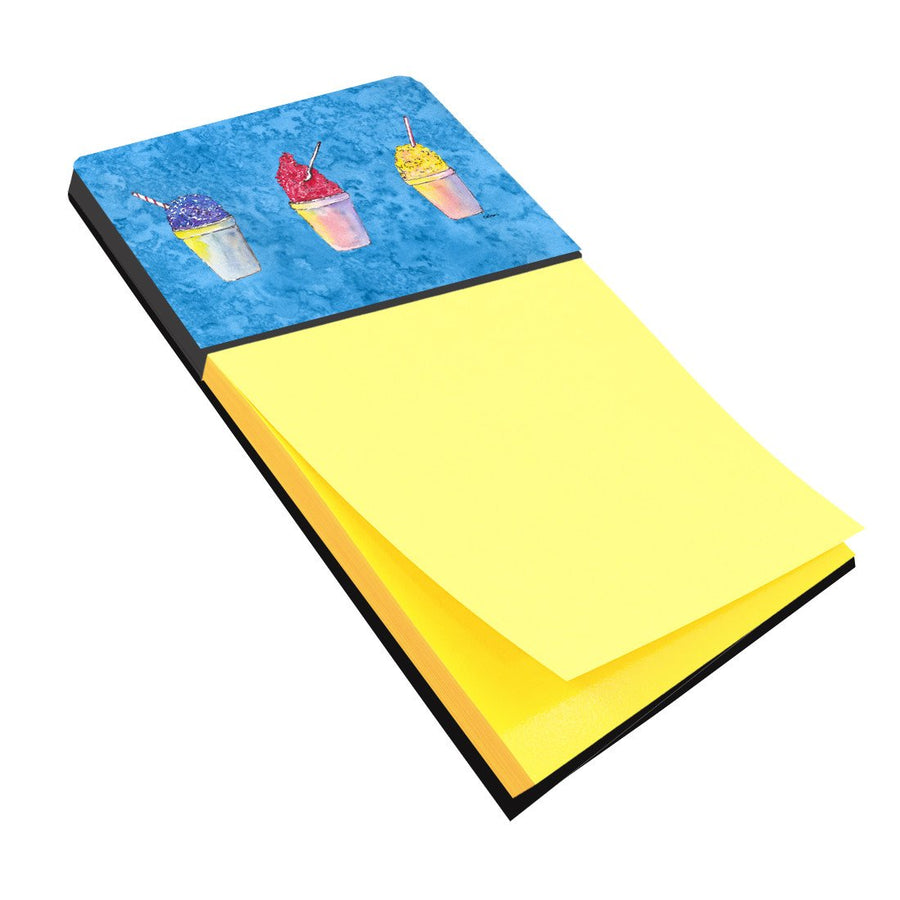 Buy this Snowballs and Snowcones Refiillable Sticky Note Holder or Postit Note Dispenser 8780SN