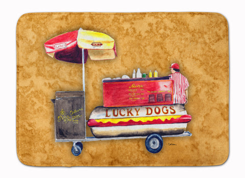 Buy this Hot Dog Machine Washable Memory Foam Mat 8781RUG
