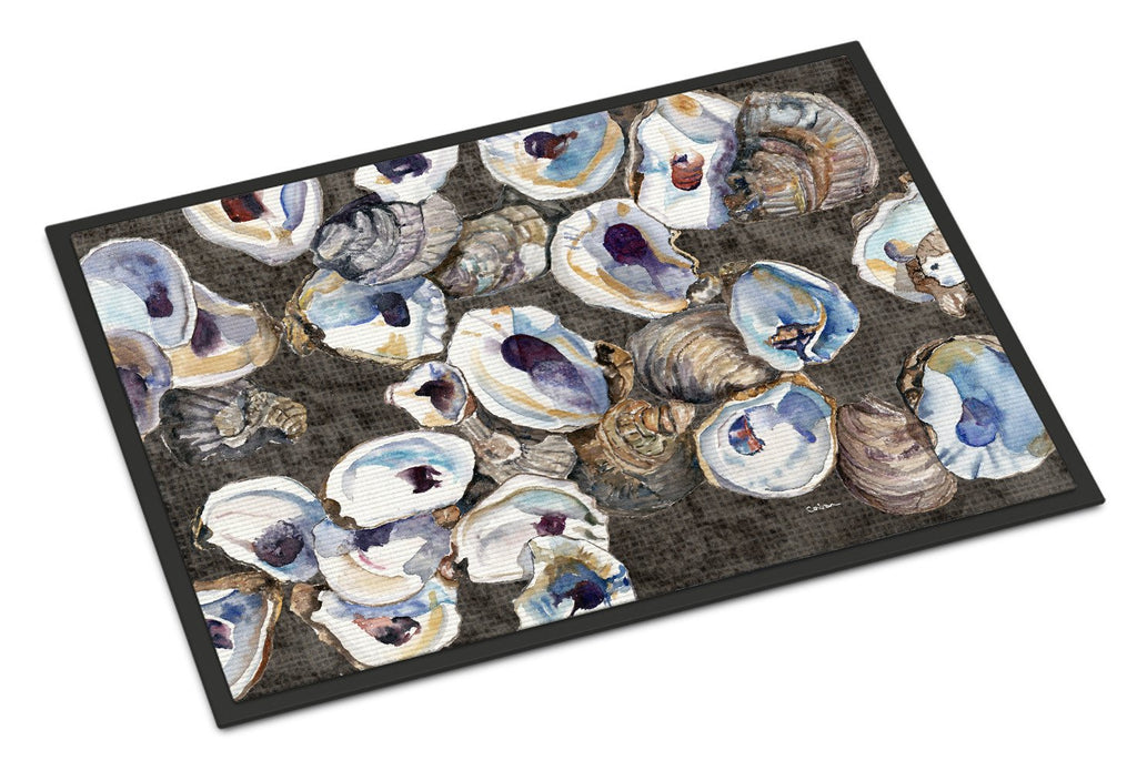 Buy this Oysters Indoor or Outdoor Mat 18x27