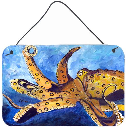 Buy this Octopus Aluminium Metal Wall or Door Hanging Prints