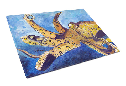 Buy this Octopus Glass Cutting Board Large