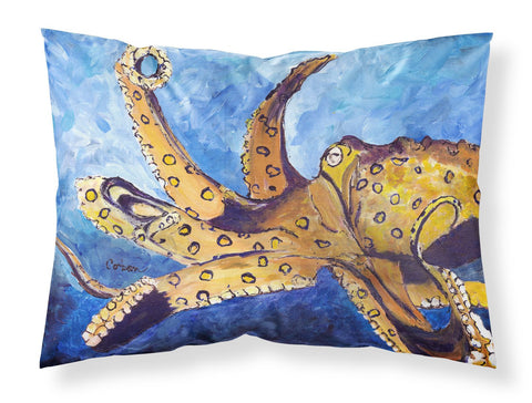 Buy this Octopus Moisture wicking Fabric standard pillowcase