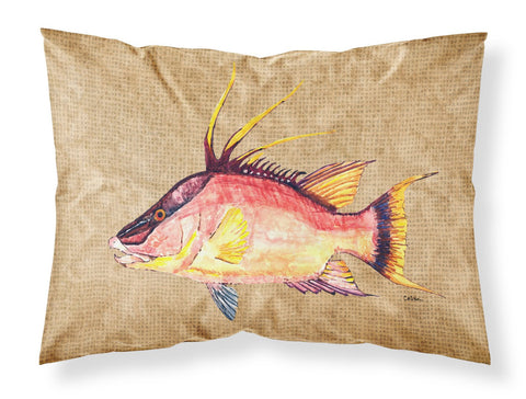 Buy this Hog Snapper Moisture wicking Fabric standard pillowcase