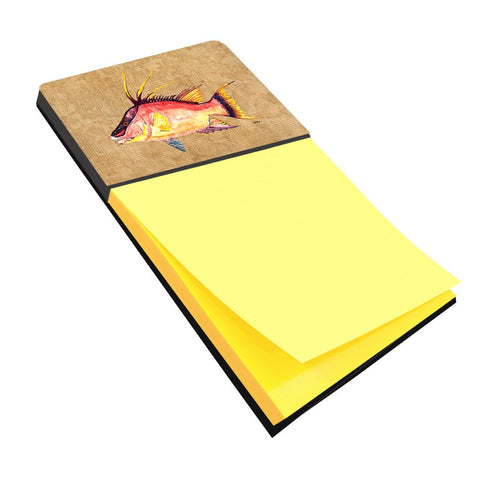 Buy this Hog Snapper Refiillable Sticky Note Holder or Postit Note Dispenser 8803SN